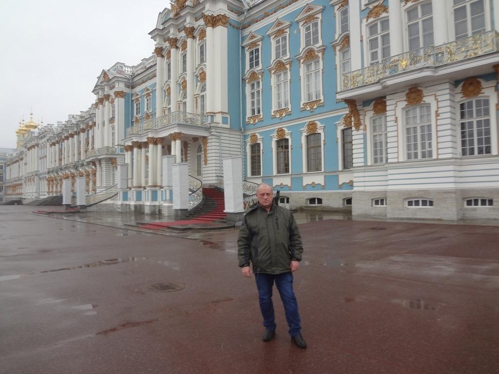 Путешествие из Крымска в Санкт-Петербург